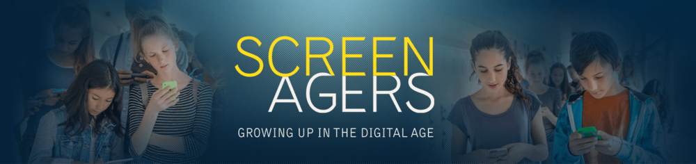 SCREENAGER Banner